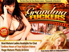 Grandma Fuckers - Tha Best Place for True Mature Lovers!