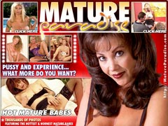 Mature Paradise - Pussy and Experience! What More Do You Want?!